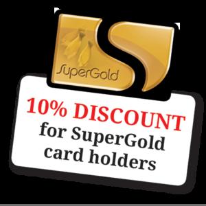 Gold Card Specials