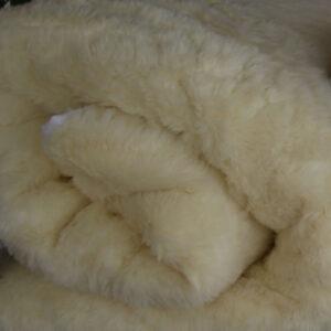 wool underlay